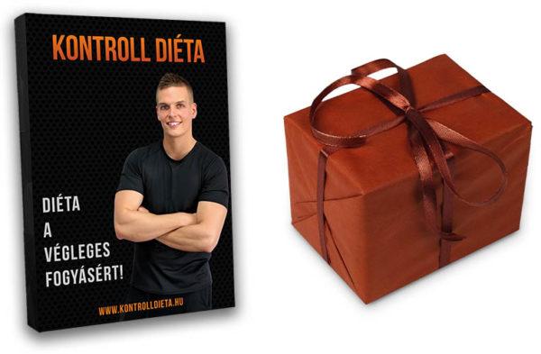 Ajándékozz egészséget - Turú Balázs Kontrolldiéta