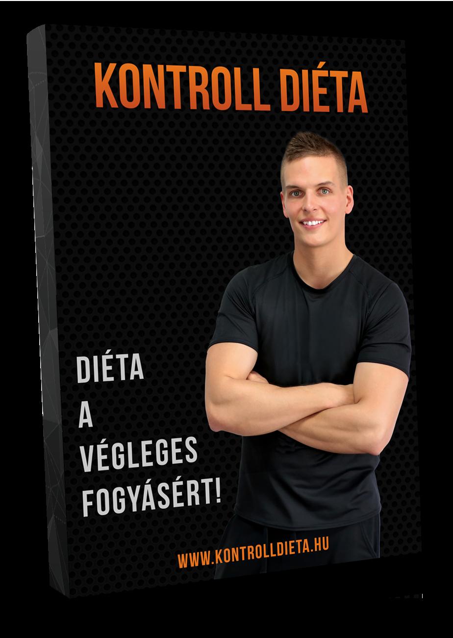 Kontrolldiéta fogyókúra csomag személyi edző felügyelettel diéta turú balázs 4 hét 1 hónap