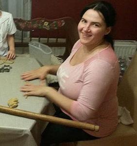 Szervánszky Judit sikeres fogyókúrája 1