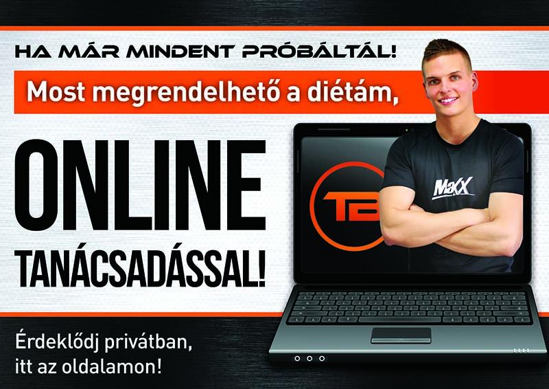 Kontroll Diéta online tanácsadás Turú Balázs