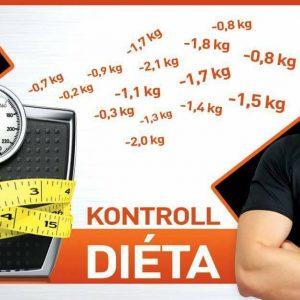 Lefogyott kilgoram diéta kontrolldiéta Turú Balázs