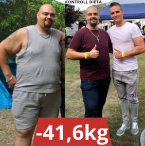 éhezésmentes fogyókúra tóth Csaba buszsofőr sikeres diéta képek