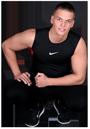 Turú Balázs személyi edző táplálkozás tanácsadó